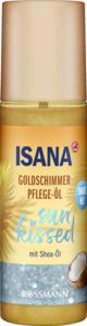 ISANA Goldschimmer Pflege-Öl sun kissed mit Shea-Öl