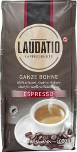 LAUDATIO KAFFEEGENUSS Ganze Bohne Espresso