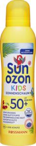 Sunozon Kids Sonnenschaum LSF 50+