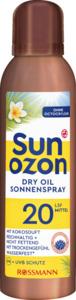 Sunozon Dry Oil Sonnenspray LSF 20