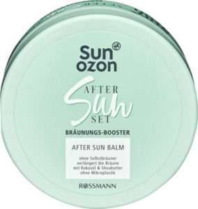 Sunozon Bräunungsbooster After Sun Balm