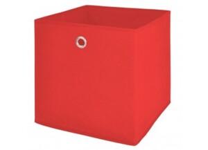 Stoffbox 1 rot