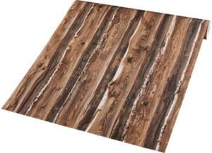 Papiertapete Holzoptik braun