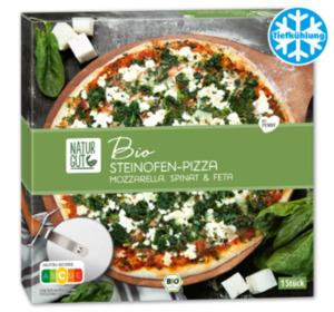 NATURGUT Bio Steinofen-Pizza