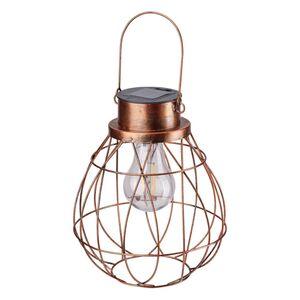 CASA Deco LED-Solar-Laterne