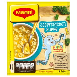 Maggi Guten Appetit Seepferdchen Suppe 55g