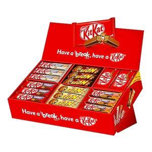 Kit Kat Box 40-42 g, verschiedene Sorten, 68er Pack 2801 g
