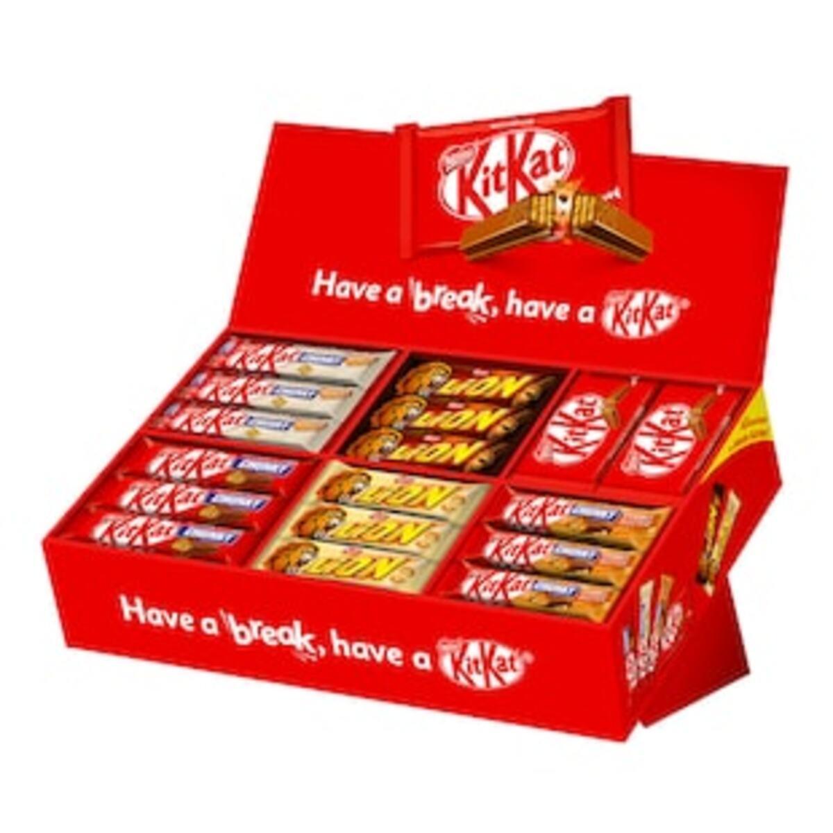 Bild 2 von Kit Kat Box 40-42 g, verschiedene Sorten, 68er Pack 2801 g