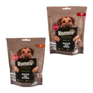 ROMEO     Fleischsnacks