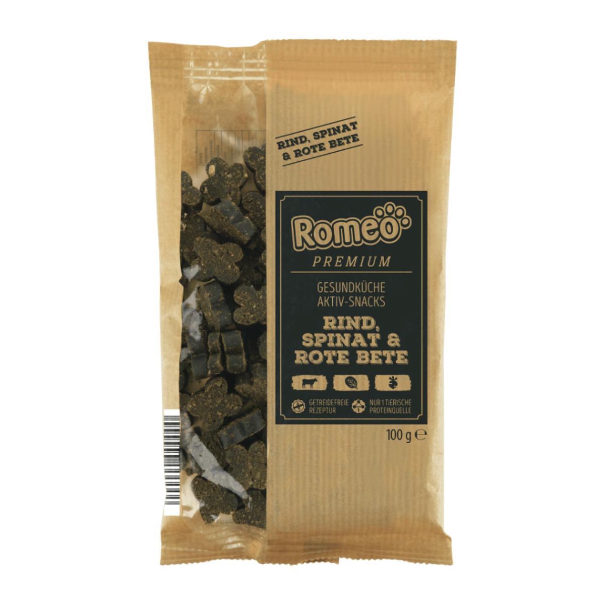 Bild 2 von ROMEO     Premium-Aktiv-Snacks