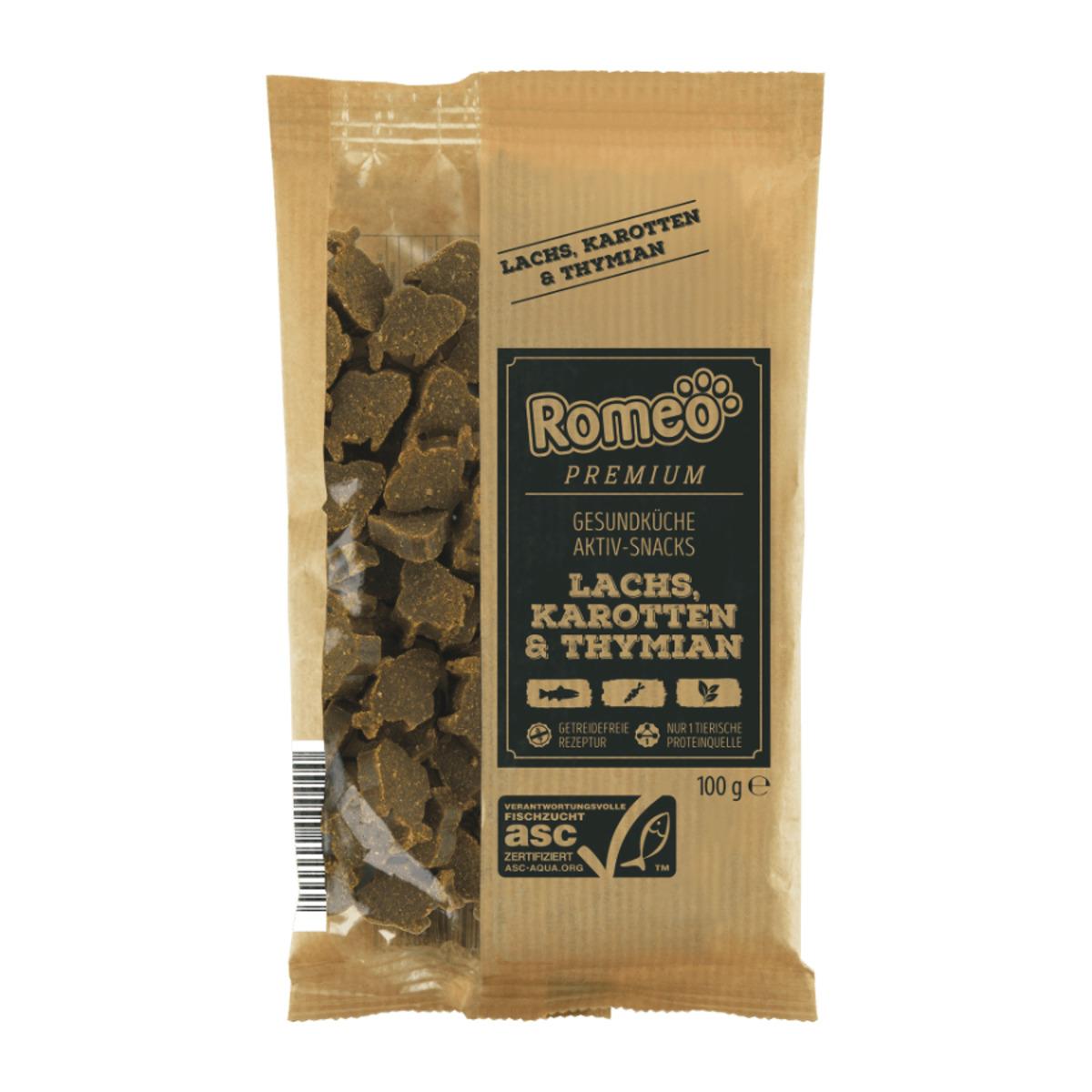 Bild 4 von ROMEO     Premium-Aktiv-Snacks
