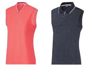 CRIVIT® Poloshirt Damen, feuchtigkeitsableitend