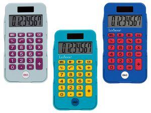 LEXIBOOK Taschenrechner, Solarbetrieb