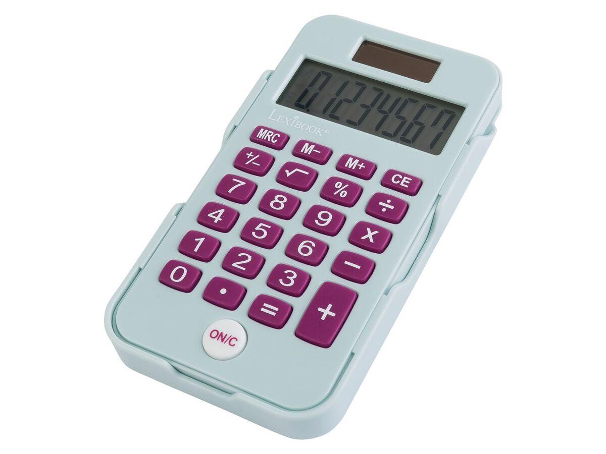 Bild 3 von LEXIBOOK Taschenrechner, Solarbetrieb