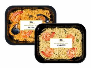 Chef Select Feine Küche Meeresfrüchte-Menü