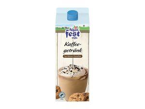 "Alpenfest Kaffeegetränk ""Typ Wiener Eiskaffee"""