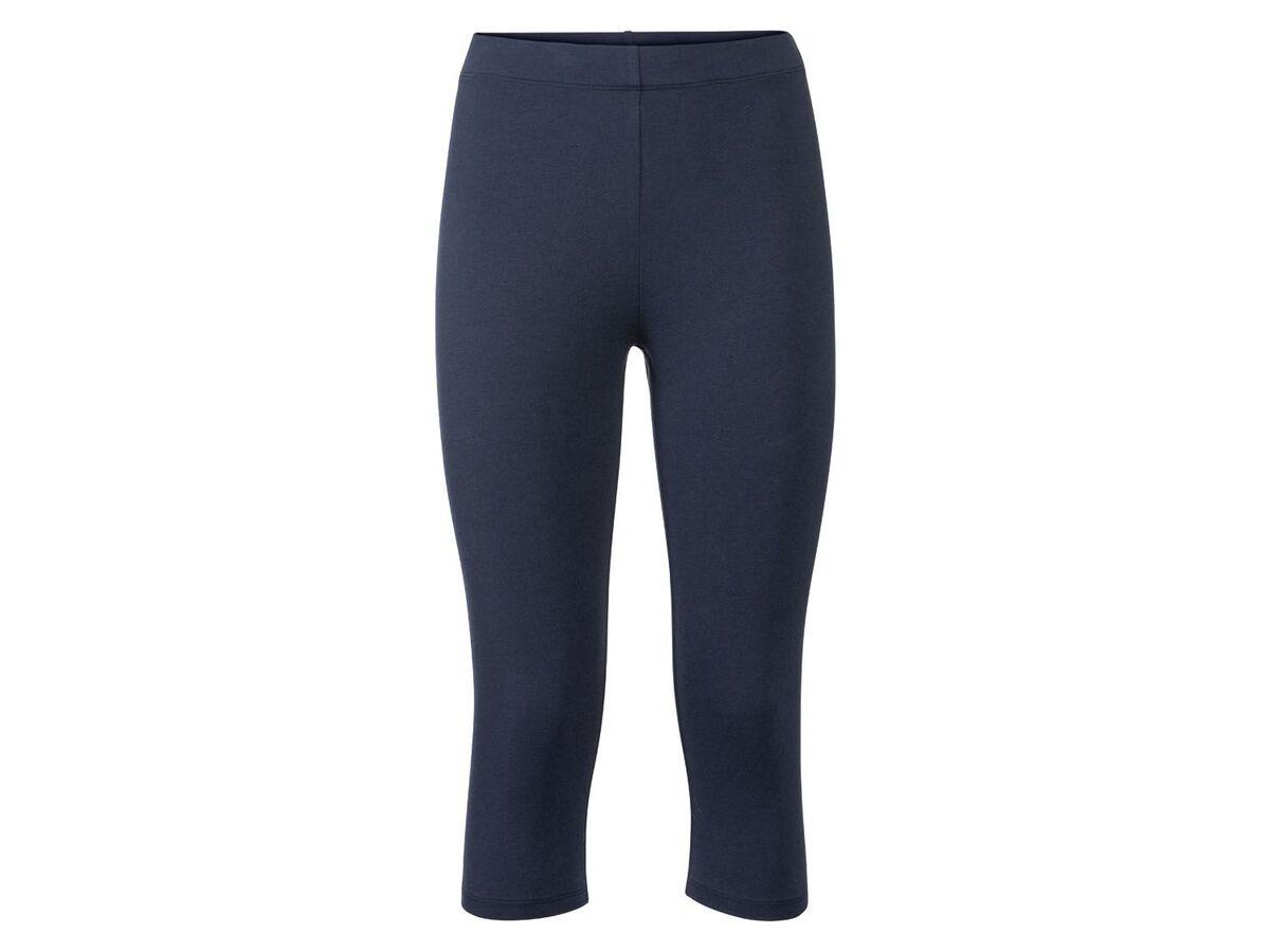 Bild 2 von ESMARA® Leggings Damen, mit elastischem Bund