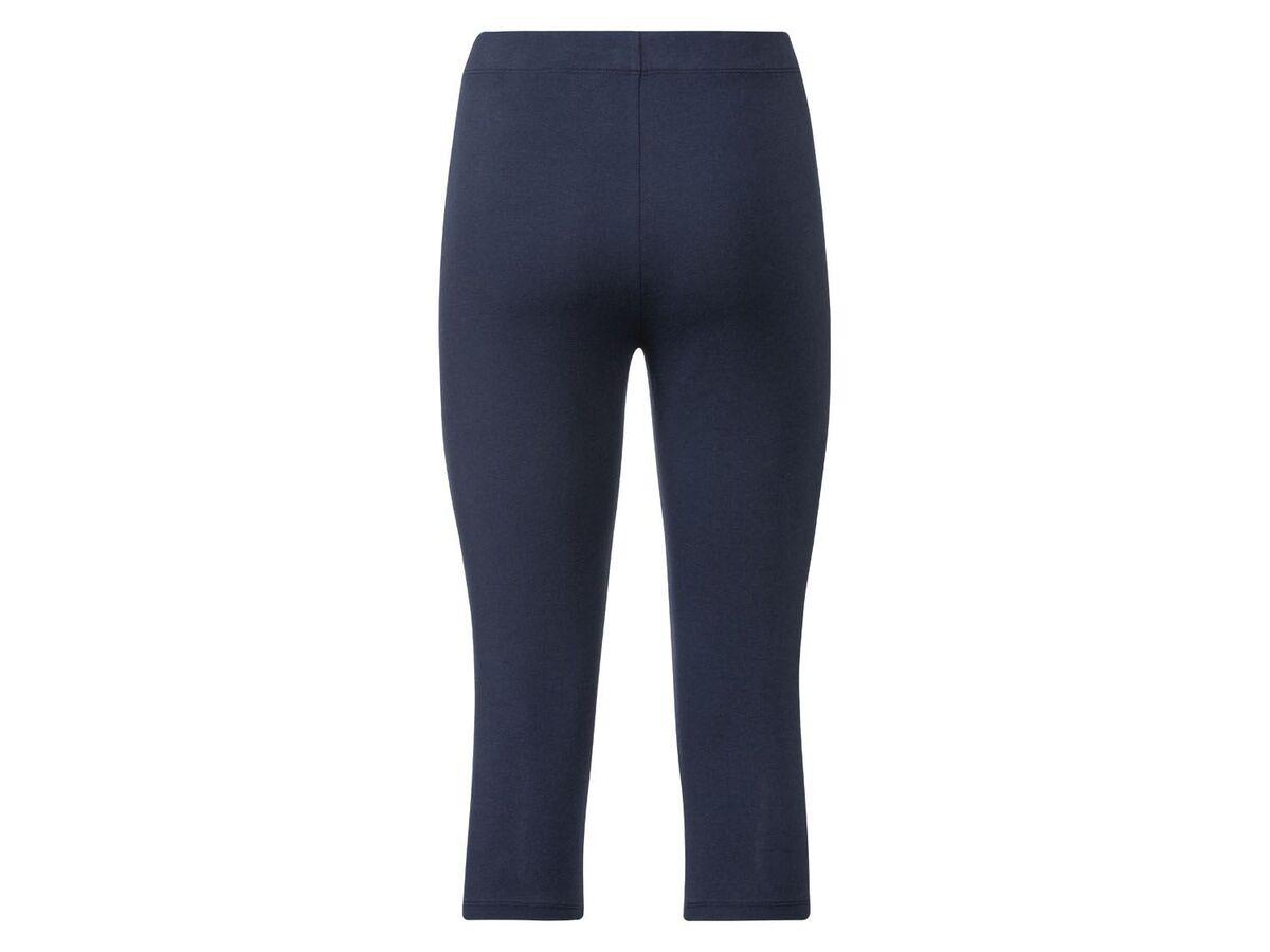 Bild 3 von ESMARA® Leggings Damen, mit elastischem Bund