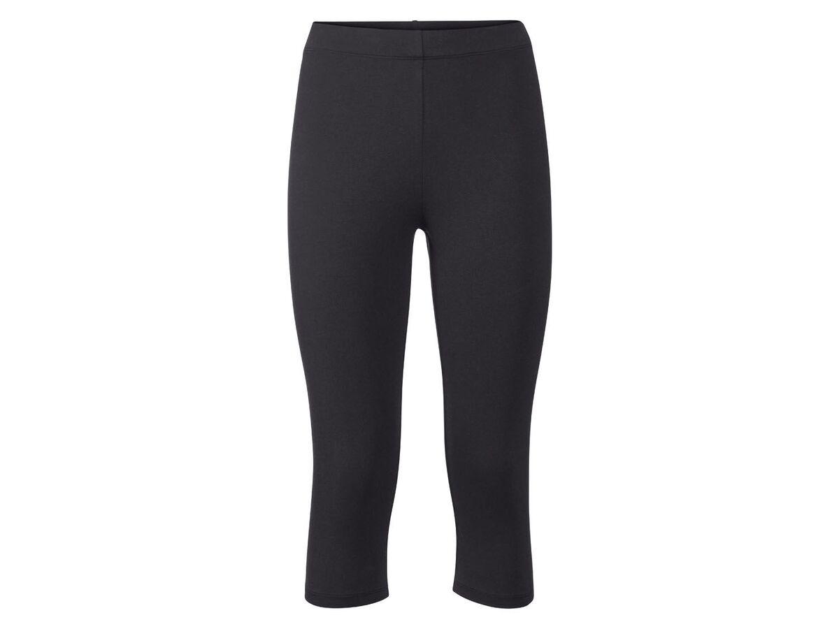 Bild 4 von ESMARA® Leggings Damen, mit elastischem Bund