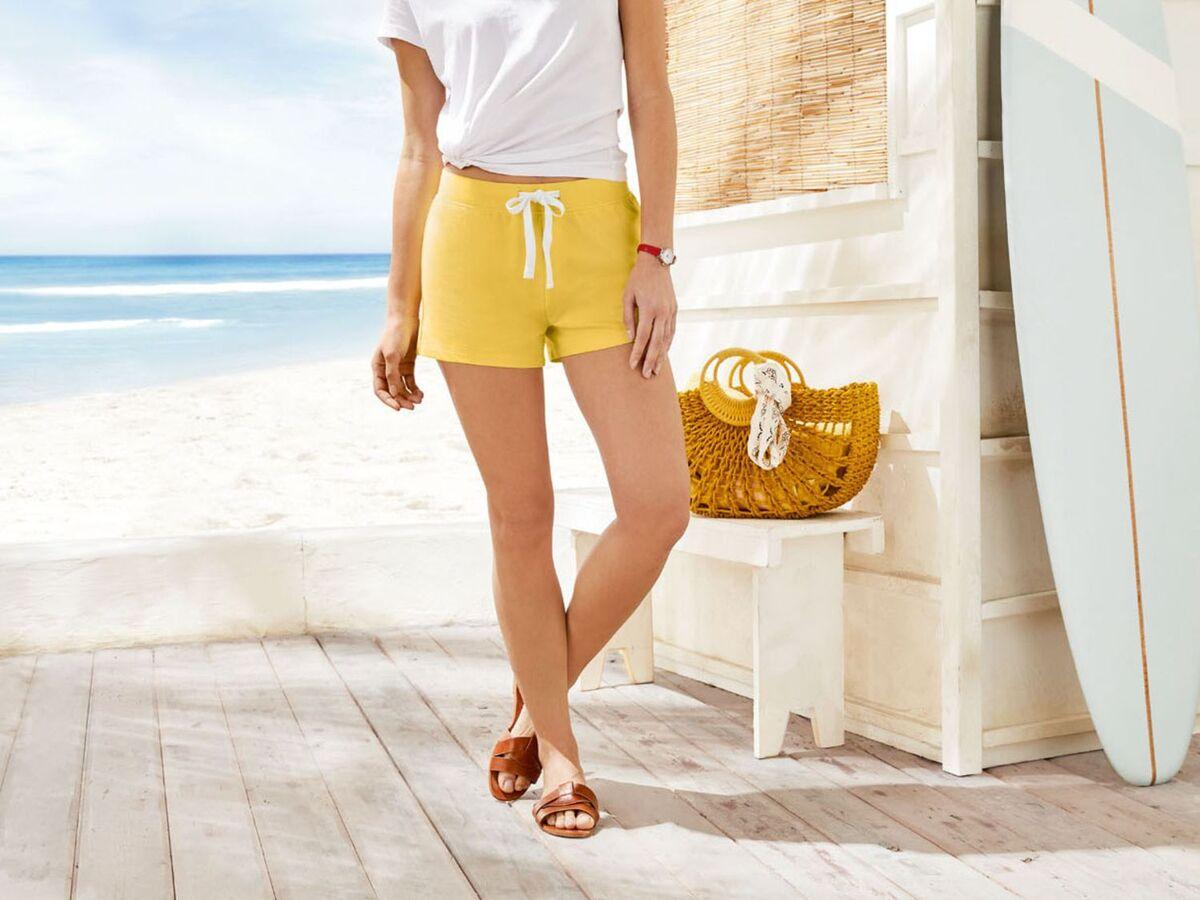 Bild 3 von ESMARA® Hotpants Damen, normale Leibhöhe