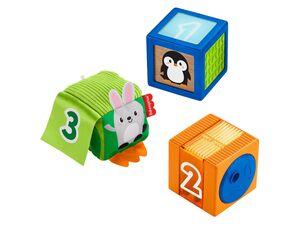 Fisher-Price Spielzeugset »Tierbausteine«