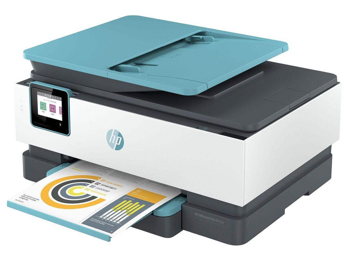 Bild 2 von HP Drucker OfficeJet 8025e 229W9B#629