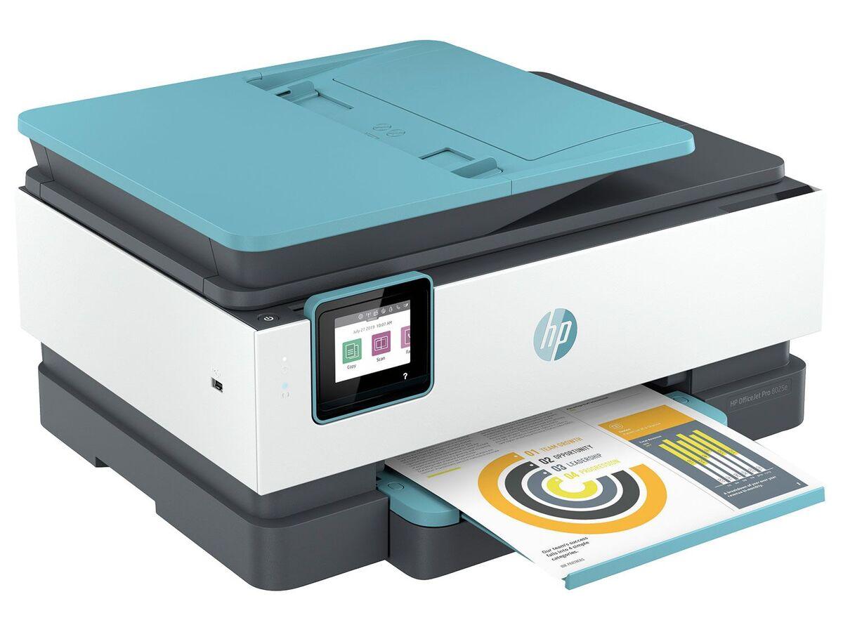 Bild 3 von HP Drucker OfficeJet 8025e 229W9B#629