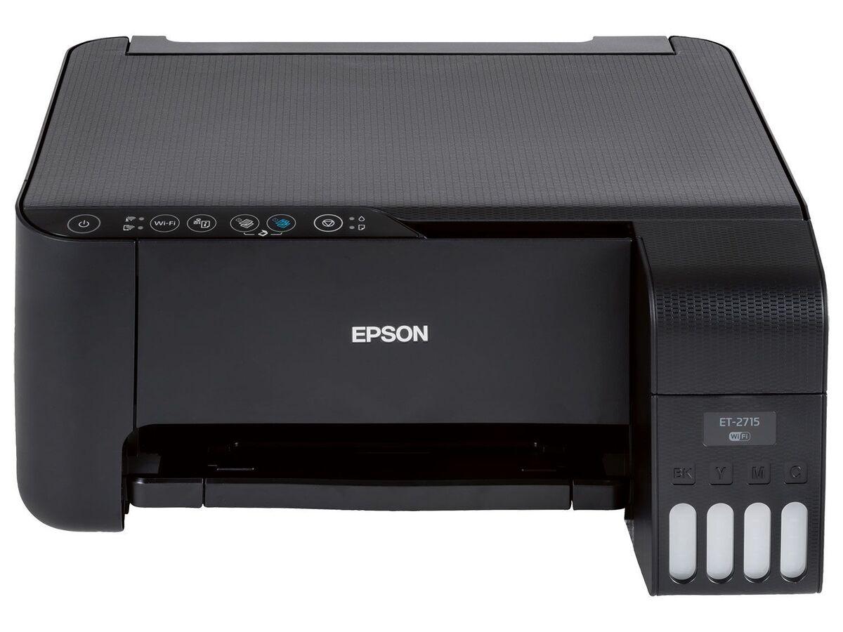 Bild 1 von EPSON Drucker EcoTank ET-2715 3-in-1-Tintenstrahldrucker