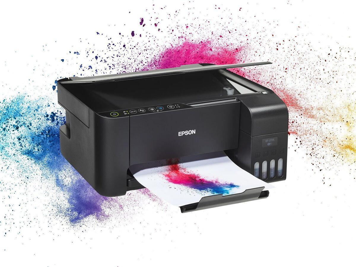 Bild 3 von EPSON Drucker EcoTank ET-2715 3-in-1-Tintenstrahldrucker