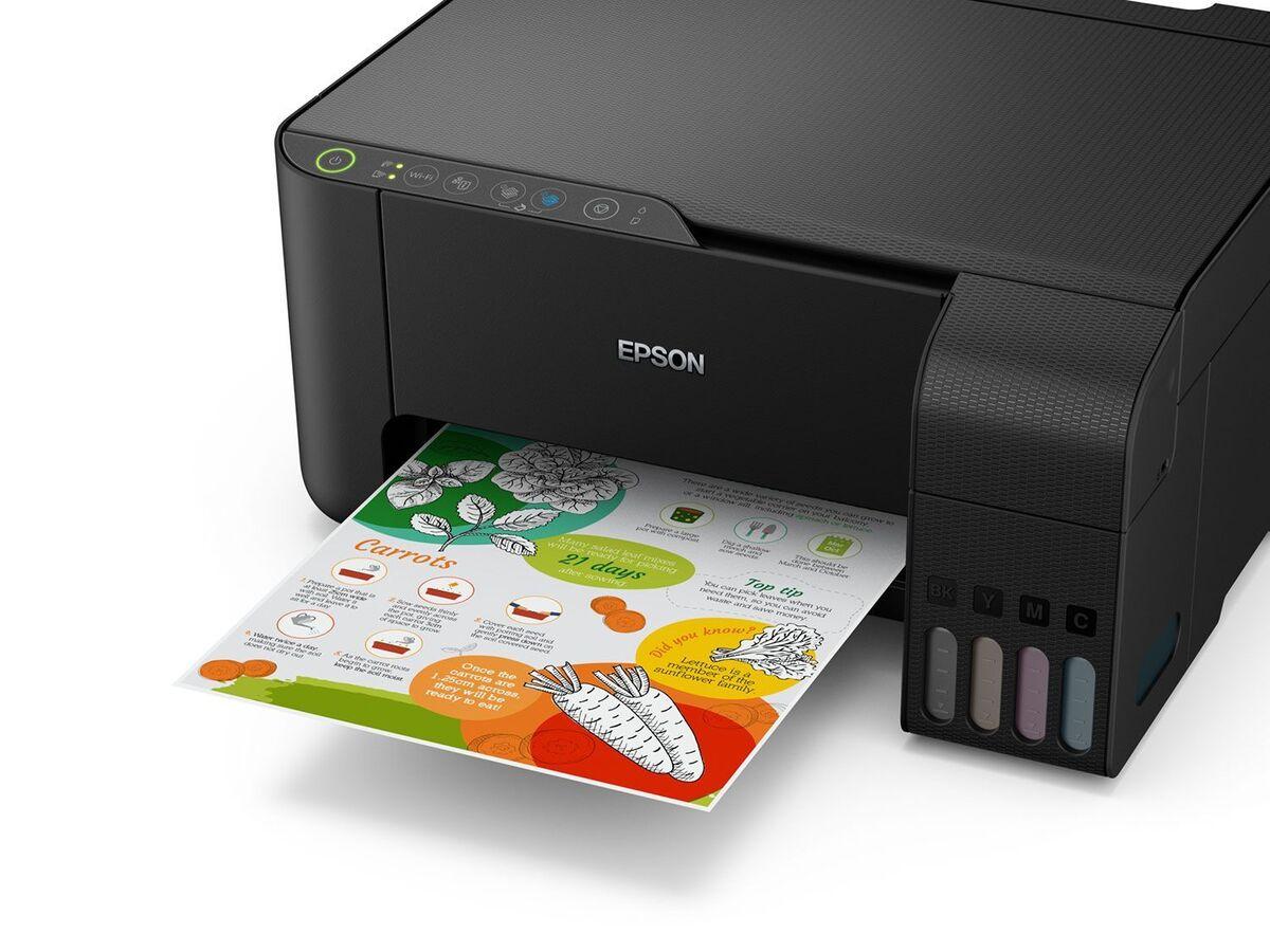 Bild 4 von EPSON Drucker EcoTank ET-2715 3-in-1-Tintenstrahldrucker