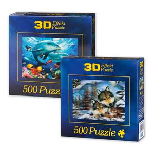 M.I.C 3D-Premium-Effekt-Puzzle 500 Teile