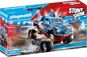PLAYMOBIL 70550 Stuntshow Monster Truck Shark