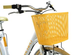 Citybike 26'' Cantaloupe Weiß RH 48cm