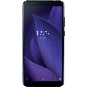 Sharp Smartphone Aquos V 15cm (5,9 Zoll), 4GB RAM, 64GB Speicher, 13 MP, Android 9.0, Farbe: Schwarz