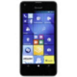 Microsoft Lumia 550 LTE Smartphone schwarz
