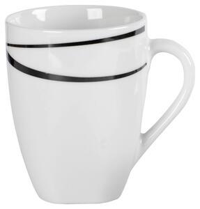 Kaffeebecherset Oslo aus Porzellan, 6-teilig
