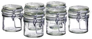 Einmachglas-Set Gothika ca. 90ml, 6-teilig