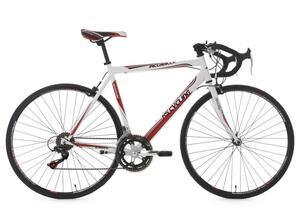 """Rennrad 28"""" Piccadilly weiß RH 59 cm KS Cycling"""