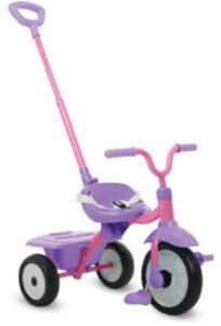 Folding Fun 3-in-1 driewieler Junior Pink
