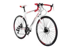 Rennrad 28'' Euphoria weiß Alu-Rahmen RH 62 cm KS Cycling