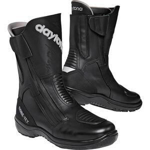 Daytona Boots Road Star GORE-TEX Stiefel Motorradstiefel schwarz Unisex Größe 44
