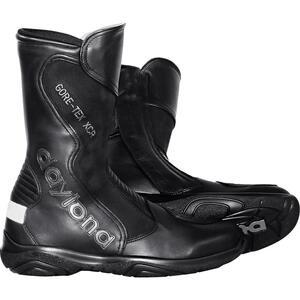 Daytona Boots Spirit GTX Stiefel Motorradstiefel schwarz Unisex Größe 37