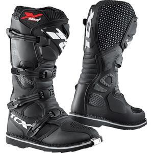 TCX X-Blast Stiefel Motorradstiefel schwarz Herren Größe 45