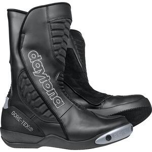 Daytona Boots Strive GTX Sportstiefel Motorradstiefel schwarz Unisex Größe 43
