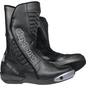 Daytona Boots Strive GTX Sportstiefel Motorradstiefel schwarz Unisex Größe 47