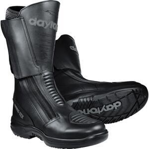 Daytona Boots Traveller GTX Motorradstiefel schwarz Herren Größe 45