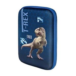 Jurassic World - 3D-Federmäppchen - 17-teilig