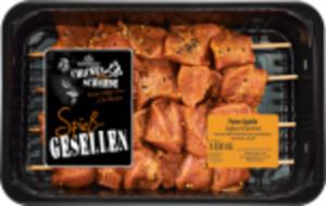 Wiesenhof Chicken-Schmiede Spießgesellen