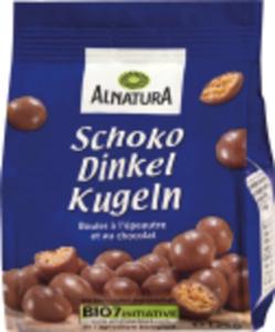Alnatura Schoko-Dinkelkugeln