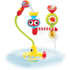 U-Boot-Wasserspiel